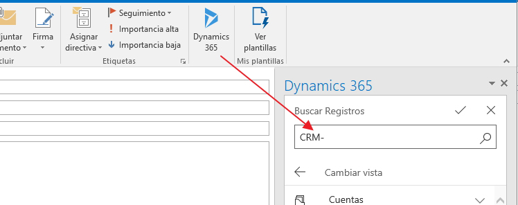 Dynamics 365 App for Outlook do not show all items