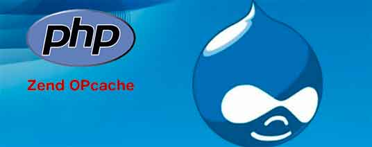 Activate Opcache in drupal 8.9.x Installation with PHP 7.3.x